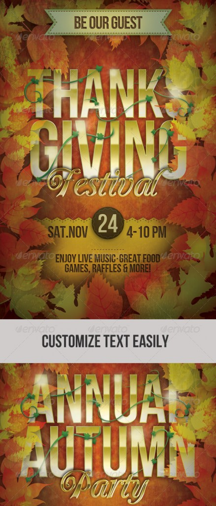 thanksgiving festival in the usa