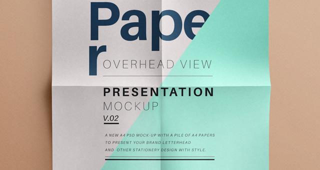 003-a4-letter-paper-brand-presentation-overhead-view-mockup-vol-2