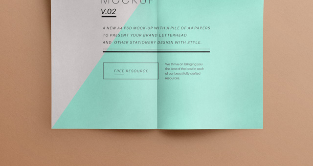 004-a4-letter-paper-brand-presentation-overhead-view-mockup-vol-2